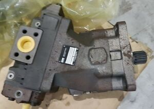 New Parker Hydraulic Motor V12 160 ms sh s 000 0 s 160 032 Made In Sweden