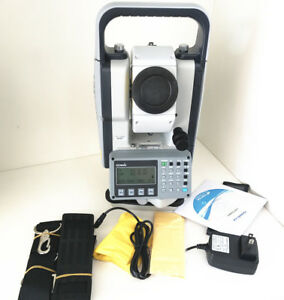 New Topcon Gowin Tks 202n 2 Reflectorless 500m Total Station Laser Plummet