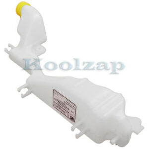For 03 05 Civic Coolant Recovery Reservoir Overflow Bottle Expansion Tank W Cap