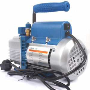 New 220v 180w 5 4m h 2pa High Precision Vacuum Pump For Evacuating Cooling
