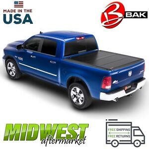 Bak Industries Bakflip G2 Tonneau Cover 2009 2017 Dodge Ram 5 7 Bed W O Ram Box