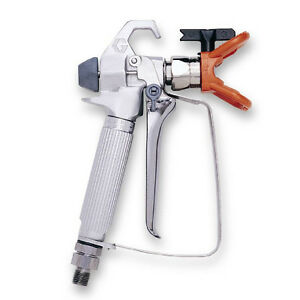 12 in Paint Spray Gun Airless Inline Pressure Swivel Air Hand Tool Art Sprayer