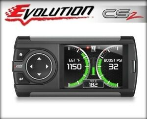 Edge Evolution Cs2 Performance Monitor Tuner 2007 2013 Chevy Avalanche 5 3l