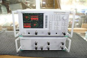 Anritsu Ms4623c Vector Network Analyzer Opts 03 08 11 13 Tested 50 Db Ms4782d