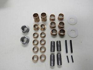 John Deere 520 620 720 Tractor Float Ride Seat Pin Bushing Rebuild Kit 9190