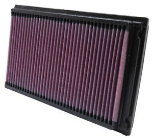 K n Replacement Drop In Panel Air Filter Fits 2003 2006 Nissan 350z 3 5l V6