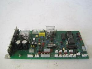 Hh68a Pcb Circuit Board Jqx13f Lyz Used With Precise 520 Paper Cutter