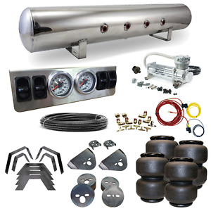 Dodge Ram Airbag Kit Stage 1 1 4 Manual Control 4 Path Air Ride System