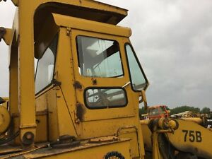Michigan 75 cm Wheel Loader Cab Shell Less Components