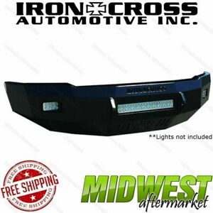Iron Cross Low Profile Front Bumper Fits 2011 2016 F250 F350 Super Duty