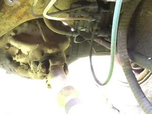 Michigan 75 cm Wheel Loader Front Drive Axle Assembly Hub to hub