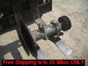 Belt Drive Pto John Deere 4 5l 4045 2105f Diesel Engine Wood Chipper Etc