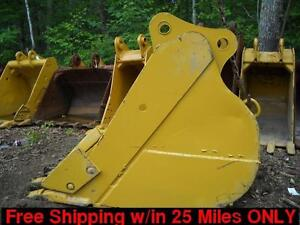 21 Inch Caterpillar Trench Bucket W Sidecutters Fit 225 Cat Excavator