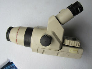 Olympus Sz4045 Sz40 Microscope Head With Gswh20x 12 5 Eyepieces