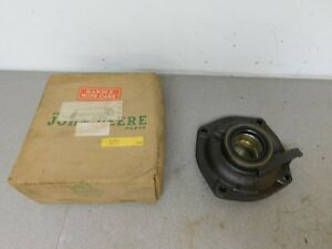 John Deere 50 Tractor Nos R h 002 Undersized Main Bearing Housing Ab4890r 8392