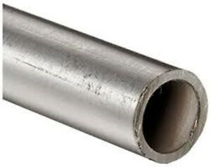 Alloy 304 Stainless Steel Round Tube 3 1 2 X 500 X 12 1d7