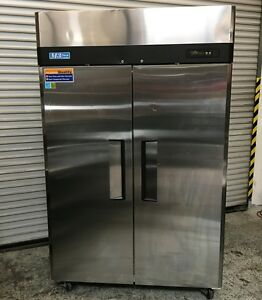 2 Door Reach In Freezer Turbo Air M3f47 2 6546 Commercial Restaurant Nsf Uprigh
