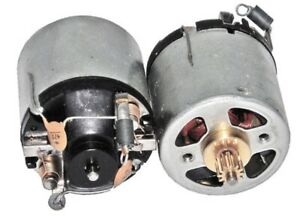 Hobby Motor 5 40 Vdc Operation With 12 tooth Gear