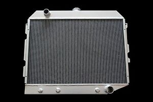 3 Row Aluminum Radiator 1968 69 70 1974 Dodge Mopar Cars 26 Core Small Block