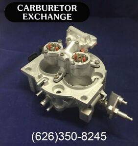 1986 1990 Chevrolet Gmc Pickup Truck Throttle Body Carburetor Tbi 4 3l