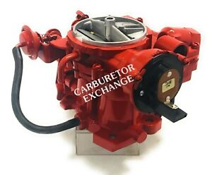 Volvo Penta Remanufactured 2 Barrel Marine Carburetor 4 3l