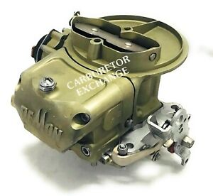 Marine Omc Volvo Penta 2 Barrel Demon Carburetor 3 0l