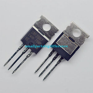 20 50 100pcs Irf2807 To 220 Transistor Ir Original wholesaler