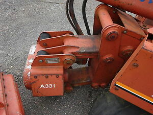 Ditch Witch A331 Cable Plow Attachment Rare Trencher 350sx A 331