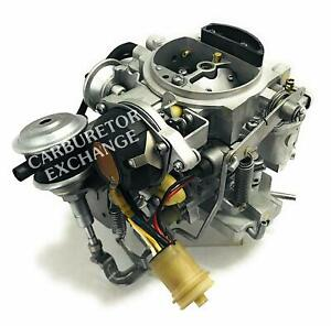 1983 1984 Nissan Datsun Pickup Truck Remanufactured Carburetor