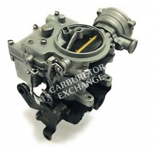 1956 1958 Chevrolet Remanufactured Rochester 2 Barrel Carburetor