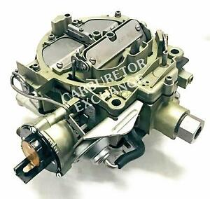 Volvo Penta Marine Remanufactured Rochester 4 Barrel Carburetor 5 7l Oem