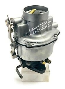 1937 1953 Chevy Gmc Remanufactured Rochester 1 Barrel Carburetor 216 Engine
