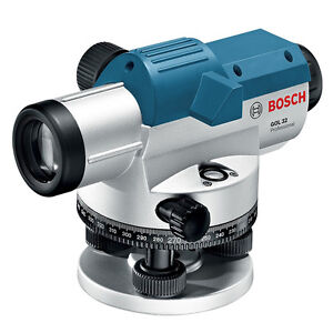 Automatic Optical Level Measuring Tool 32x Magnification Power Layout Surveying