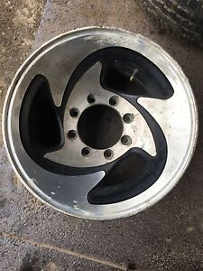 Ford Chevy Dodge Truck 8 Lug Alloy Aluminum 16 5 Inch Wheel Rim 9 75 Inch Wide