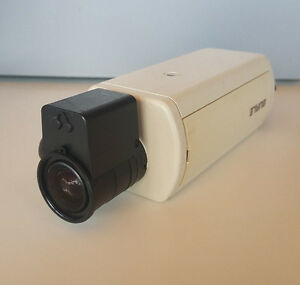 Burle Security Commercial Video Camera Tc552a