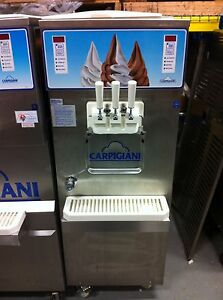 Carpigiani Coldelite Softserve Gelato Ice Cream Custard Frozen Yogurt Uf 253 G