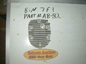 Wisconsin Engine Part Ab 82 Cylinder Head nos