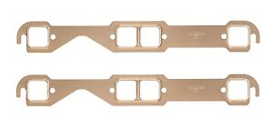 Mr Gasket 7151 Exhaust Manifold Gasket Set Copper Seal