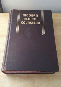 Modern Medical Counselor 1951 Pacific Press Publishing antique book