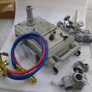 220v Torch Track Burner Cg1 Gas Cutting Machine Cutter With Acetylene Nozzle