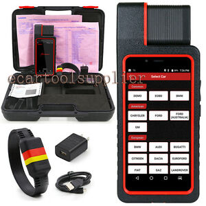 Launch X431 Diagun Iv Wifi Bluetooth Full System Scanner Vehicle Diagnostic Tool