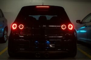 Vw Golf Led Ring Skyline Style Bicolor Vw Golf Mk5 Gti For Valeo Lights