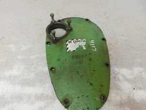 John Deere H Tractor Rear Pto Cover H599r 8483
