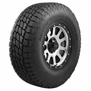 Nitto Terra Grappler Lt285 70r17 126r 10 Ply Quantity Of 1