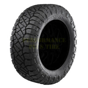 Nitto Ridge Grappler Lt265 70r17 121 118q 10 Ply Quantity Of 4