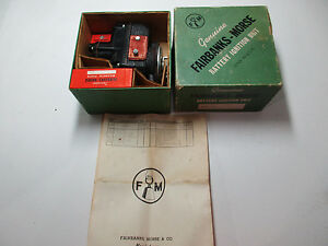 Nos John Deere 2 Cylinder Fairbanks Morse New Old Stock Battery Ignition Unit