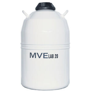 Chart Mve Lab 20 Liquid Nitrogen Cryogenic Dewar Flask