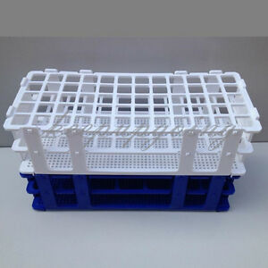 Plastic Test Tube Rack Holder Stand Support For Hole Diameter 16 20mm 40 60 Hole