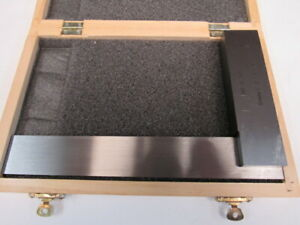 8 Blade X 4 1 2 Base Steel Solid Square 200mm X 125mm In Box