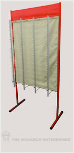 Folding Portable Frame Display Stand For Sunglasses Camp